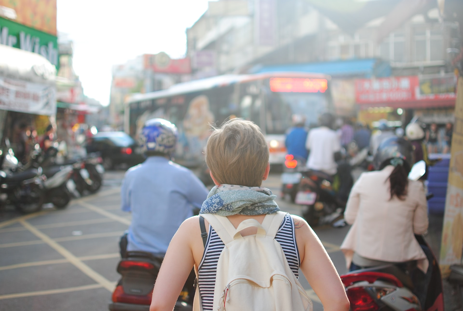 The Health Benefits of Travelling